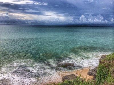 Tegal Wangi Beach, Bali