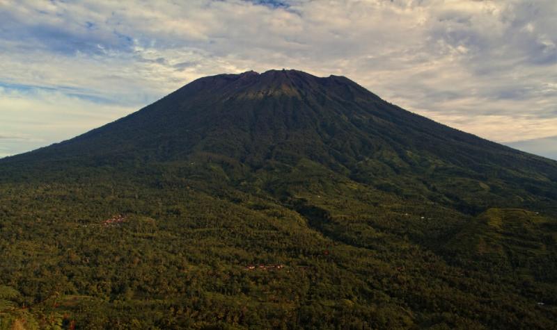 Mt. Batur, Bali