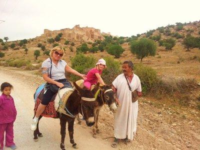 Tiout oasis, Taroudant, Morocco