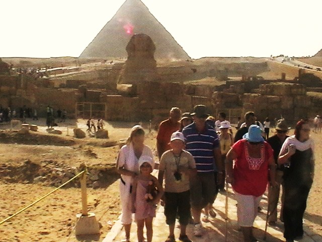 Giza pyramids,Egypt