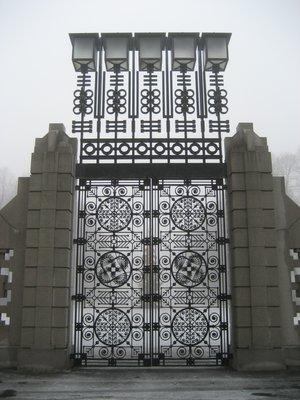 Frogner Gate