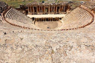 Hierapolis' Theatre