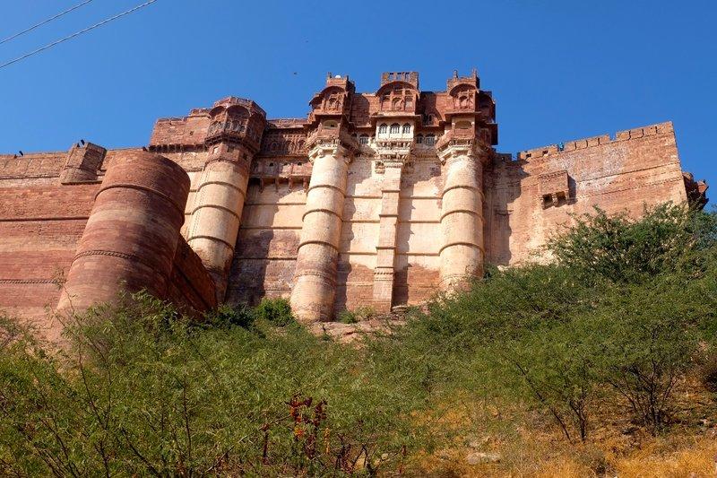 Jodhpur's Fort