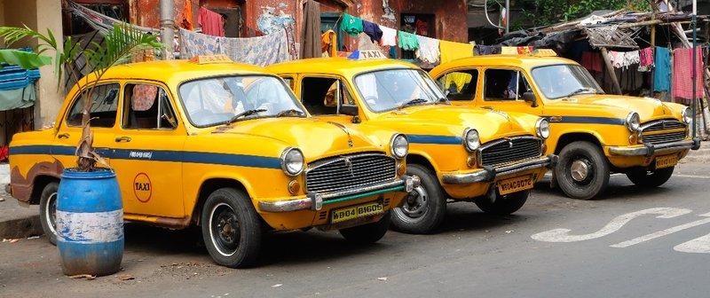 Kolkata Taxis