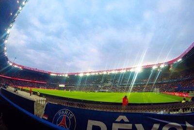 PSG Soccer Game