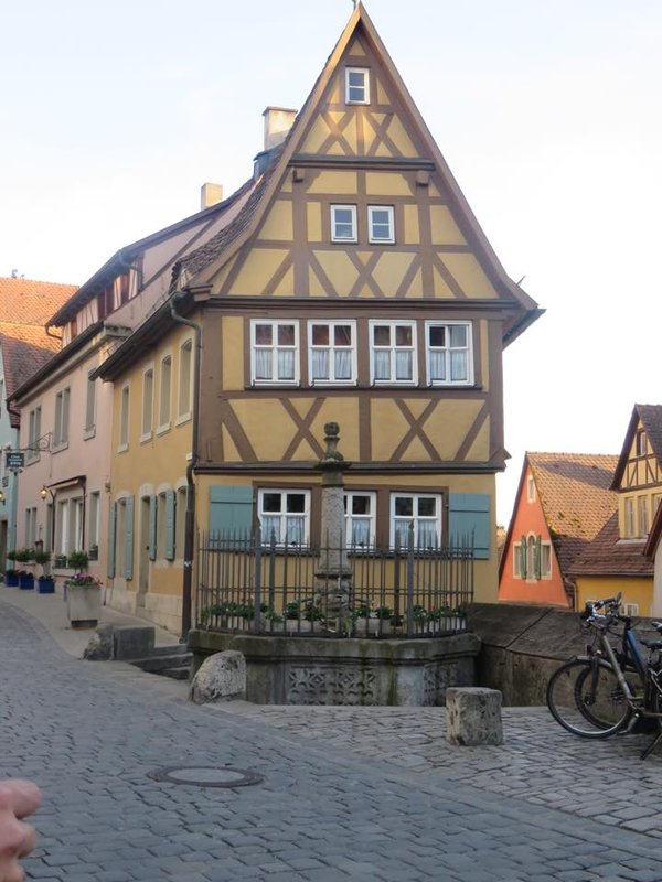 House in Rothenburg