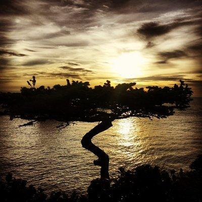 Sunset at Neah Bay