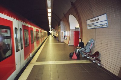 Frankfurt/Main subway