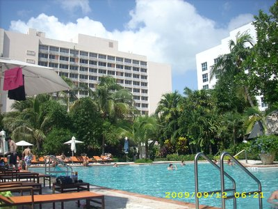 The Pool at the Palms Hotel & Spa in Miami Beach