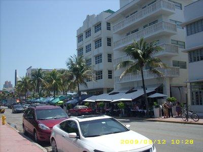 South Beach, Flordia