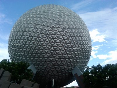 Epcot Center at Walt Disney World