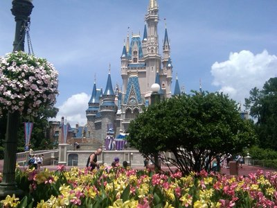 Magic Kingdom at Walt Disney World