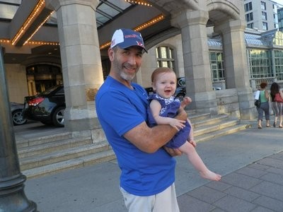 Steve & Sydney in Ottawa Canada