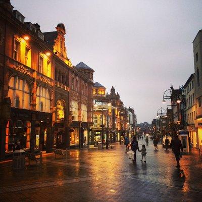 Leeds, city centre