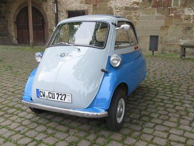 BMW Isletta