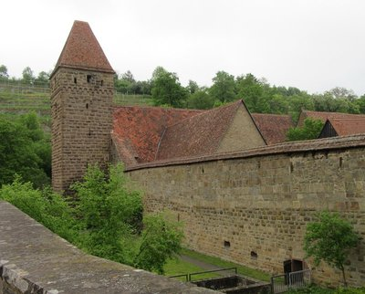 Fortifications at Maulbronn