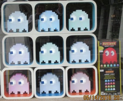 Pac Man Lamps for sale