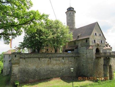 Altenburg Castle, Bamberg