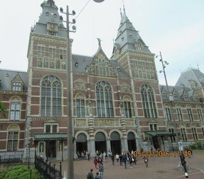 Rijksmuseum - National Art Museum