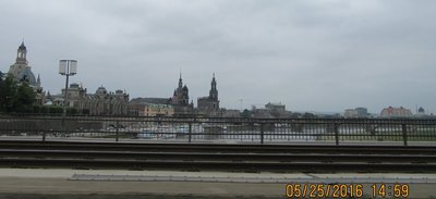 Dresden by the Elbe