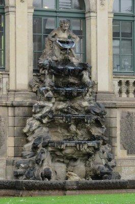 Gargoyle Fountain