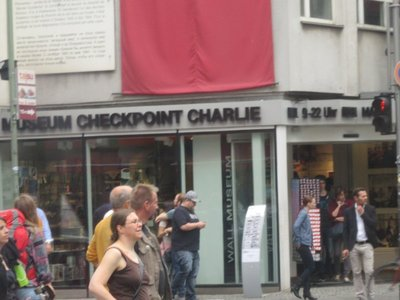 Check Point Charlie Museum