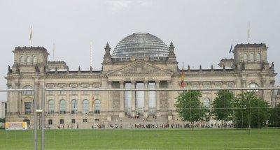 Bundestag Reichstag building