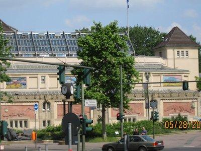 Another Berlin Zoo Building