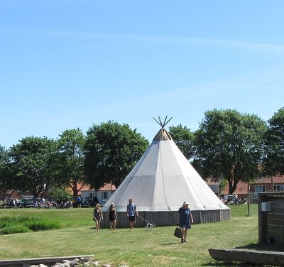 What - Teepees in Denmark