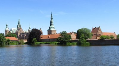Frederiksborg Slot or Castle