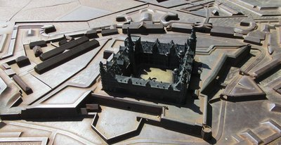 Model of Kronborg Castle