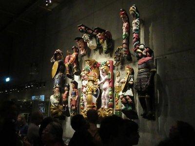 Reconstructions of decorations on Vasa