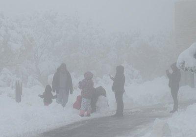 IMG_2774 Family enjoying the snow