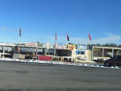 IMG_2813 Example of Navajo roadside booths