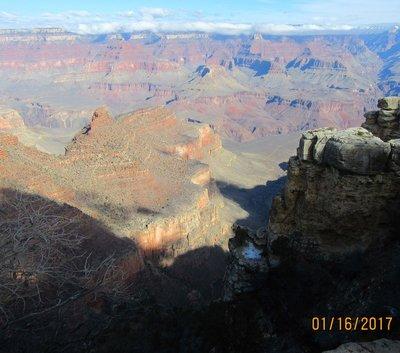IMG_2819 Grand Canyon from Rim Walk at Village