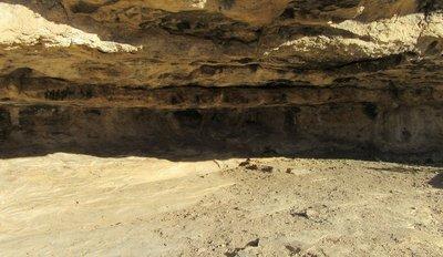 Prehistoric desert housing