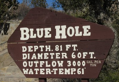 Blue Hole facts