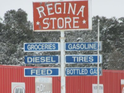 Regina in New Mexico