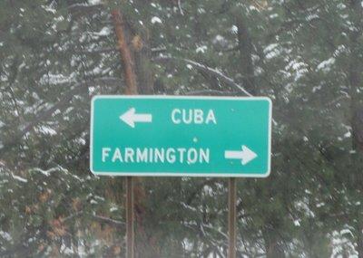 Cuba in New Mexico