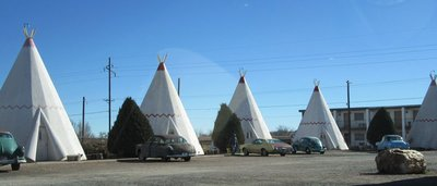 Wigwam Motel on route 66 Pic 2