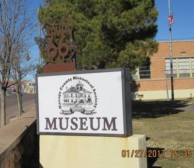Museum in Holbrook, AZ
