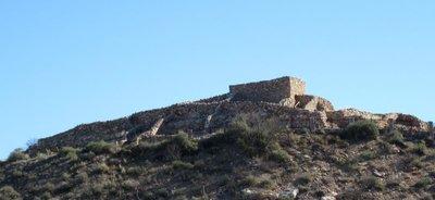 Sinagua people's pueblo at Tuzigoot National Monument