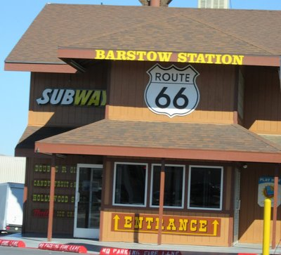 Barstow Station on Route 66
