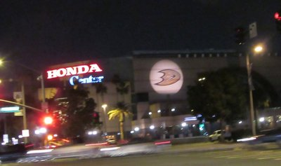 Used to be known as the Duck Pond and now the Honda Center