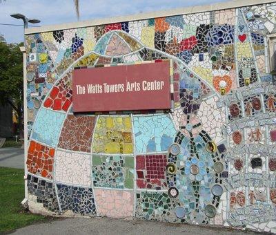 Watts Towers Arts Center