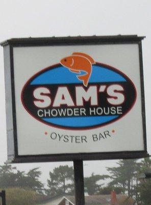 Sams Chowder House at Half Moon Bay