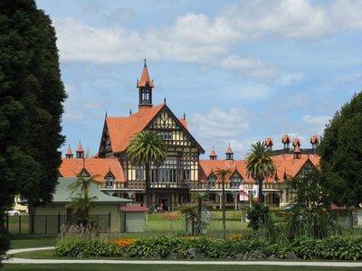 Government House Rotorua