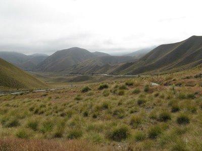 Lindis Pass