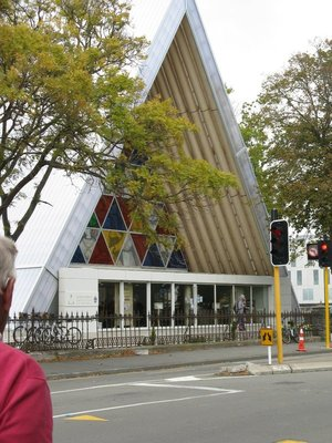 The Cardboard Cathedral