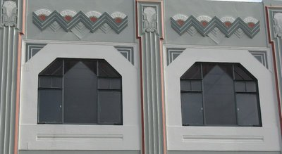 Art Deco ornamentation